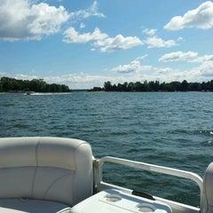 Photo taken at Trout Lake by Erika T. on 8/9/2012
