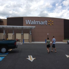 Photo taken at Walmart Supercenter by Jennifer L. on 7/15/2012