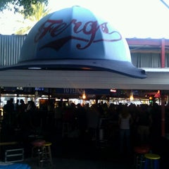 Photo taken at Ferg's Sports Bar & Grill by Brian M. on 9/10/2011