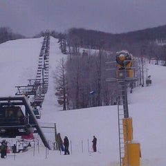 Photo taken at Whitetail Ski Resort by Bill B. on 2/11/2012