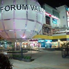 Photo taken at The Forum Value Mall by Akiyoshi N. on 11/22/2011