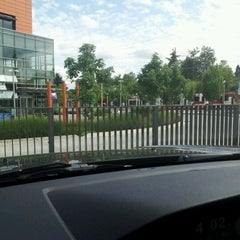 Photo taken at TriMet Willow Creek/SW 185th Ave Transit Center by Khaled A. on 7/2/2012