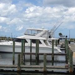 Photo taken at Port Saint Joe Marina by Tami K. on 6/20/2012