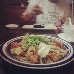 Photo taken at Marumi Sushi by Tiffany P. on 9/11/2012