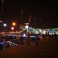 Photo taken at Danga Bay by THAM M. on 9/1/2011