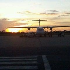 Photo taken at Bintulu Airport (BTU) by Kajenz on 11/21/2011