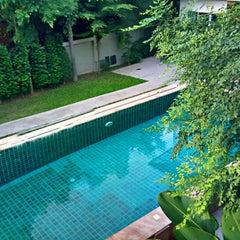 Photo taken at Tamnak Resort by Aek A. on 10/2/2011