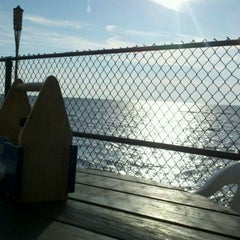Photo taken at Hoak's Lakeshore Restaurant by Patrick M. on 8/12/2011
