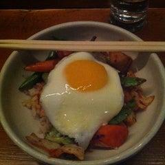 Photo taken at Mana Food Bar by Matt H. on 12/4/2011