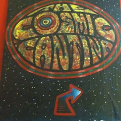 Photo taken at Cosmic Cantina by M. Taylor B. on 6/1/2012