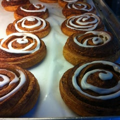 Photo taken at Hygge Bakery by H2o T. on 6/24/2012