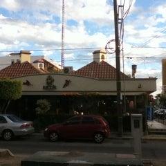 Photo taken at Rico's Café Zona Dorada by Sergio A. on 1/2/2011