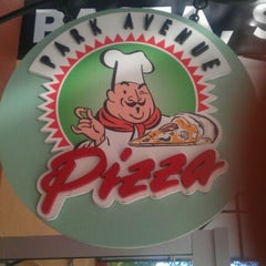 Photo taken at Park Avenue Pizza by Tyler K. on 3/26/2012