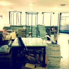 Photo taken at Agência H. Designer by Rafael H. on 3/31/2012