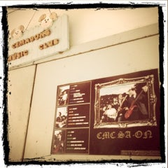 Photo taken at The CMC Room, C-madong Music Club by Rachata M. on 3/15/2011