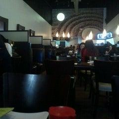 Photo taken at Kumori Sushi & Teppanyaki by Rene R. on 4/11/2011