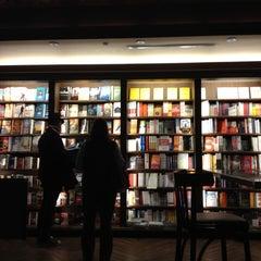 Photo taken at Buckhead Books by Tristan on 4/14/2012