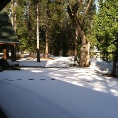 Photo taken at Black Bear Inn by Krista G. on 2/16/2012