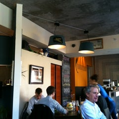 Photo taken at Barracuda Taqueria by R R. on 4/8/2011