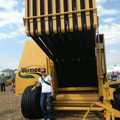 Photo taken at Farm Progress Show by Emily N. on 8/29/2012