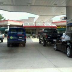 Photo taken at Chevron by Ryan Y. on 9/22/2011