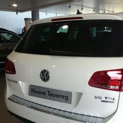 Photo taken at De Pieri Concessionaria Audi Volkswagen by John Q. on 1/3/2012