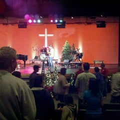 Photo taken at Calvary Church by Brian L. on 1/1/2012