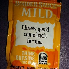 Photo taken at Taco Bell by Tanea StayonyoMind T. on 12/25/2011