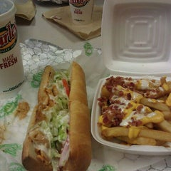 Photo taken at Charley's Grilled Subs by Greg on 10/5/2011