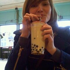 Photo taken at Sencha Tea Bar by McKenzie H. on 1/25/2012