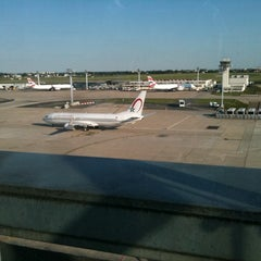 Photo taken at Terminal Sud by Chris on 7/2/2011