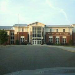 Photo taken at Warhill High School by Bev B. on 5/31/2011