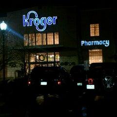 Photo taken at Kroger by Jim K. on 12/6/2011