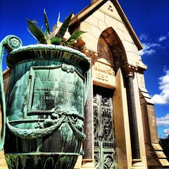 Photo taken at Oakland Cemetery by Chad E. on 9/9/2012