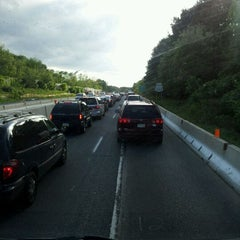 Photo taken at US-202 by Cliff B. on 5/10/2012