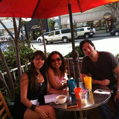 Photo taken at The Novel Cafe by Claudia C. on 5/22/2012
