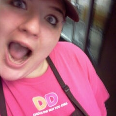 Photo taken at Dunkin Donuts by Nicole M. on 8/24/2012