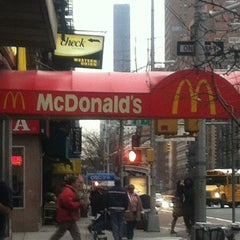 Photo taken at McDonald's by Evonne S. on 3/1/2012