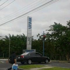 Photo taken at UFAM - Universidade Federal do Amazonas by Daniell O. on 4/16/2012