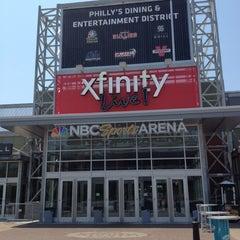 Photo taken at XFINITY Live! Philadelphia by Helen D. on 7/18/2012