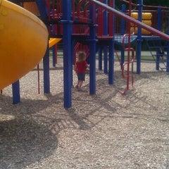 Photo taken at Portage Creek Bicentennial Park by Wendy C. on 6/18/2012