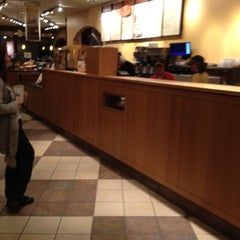 Photo taken at Panera Bread by Cameron S. on 2/24/2012