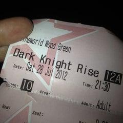 Photo taken at Cineworld by BasaKatie on 7/28/2012