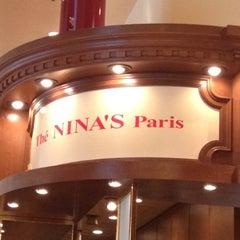 Photo taken at The NINA'S Paris 神保町店 by takahashi m. on 6/13/2012