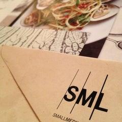 Photo taken at SML by Simon Y. on 2/23/2012