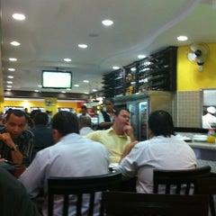 Photo taken at Tago's Restaurante e Lanchonete by Luis I. on 6/6/2012