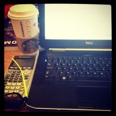 Photo taken at Starbucks by Austin H. on 2/14/2012