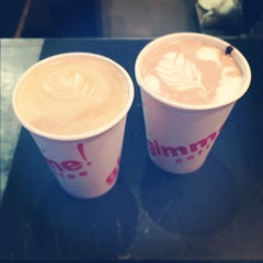 Photo taken at Gimme! Coffee by Anne W. on 5/5/2012
