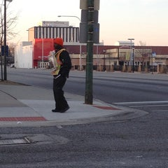 Photo taken at 95th & Western by Lina M. on 3/11/2012