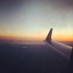 Photo taken at Capital Region International Airport (LAN) by Tim W. on 5/30/2012